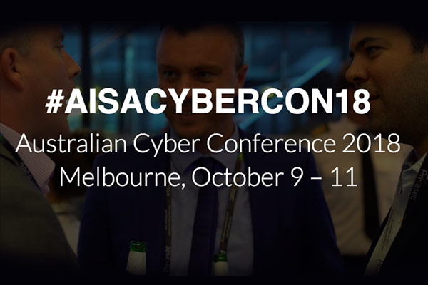 AISA Australian Cyber Conference