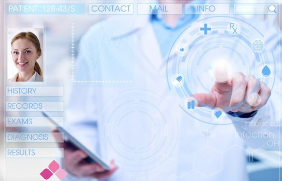 Secure Medical Records Access