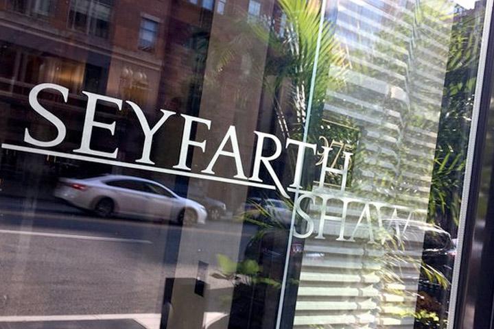 Case Study - Seyfarth Shaw LLP