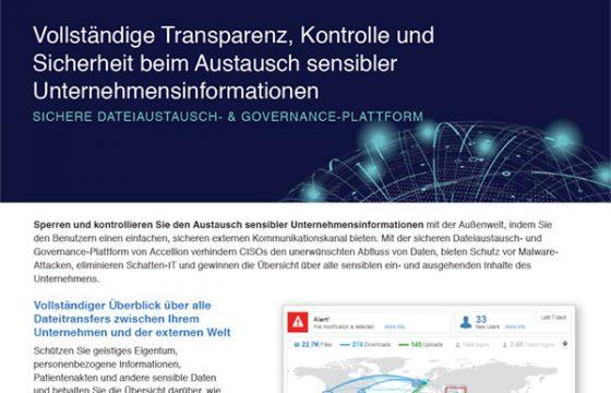 Platform Overview - German