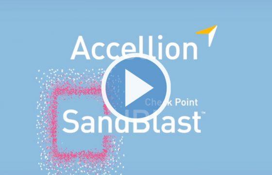 Accellion Checkpoint Sandblast