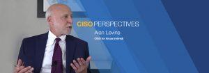 CISO Perspectives: Alan Levine