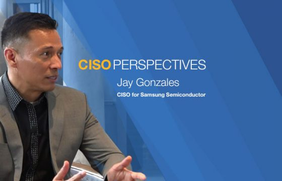 CISO Perspectives with Jay Gonzales