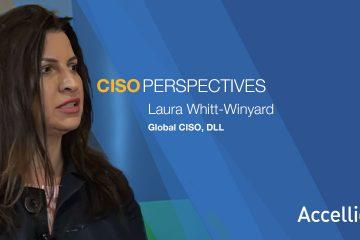 Laura Whitt-Winyard, Global CISO, DLL