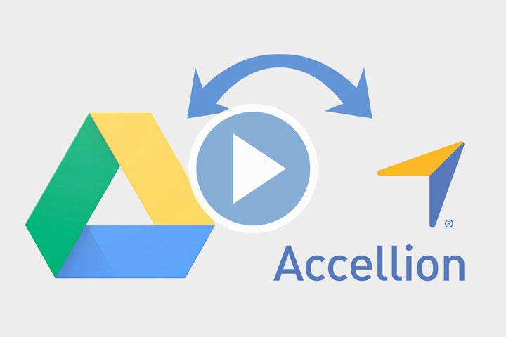 Accellion's Google Drive Plugin