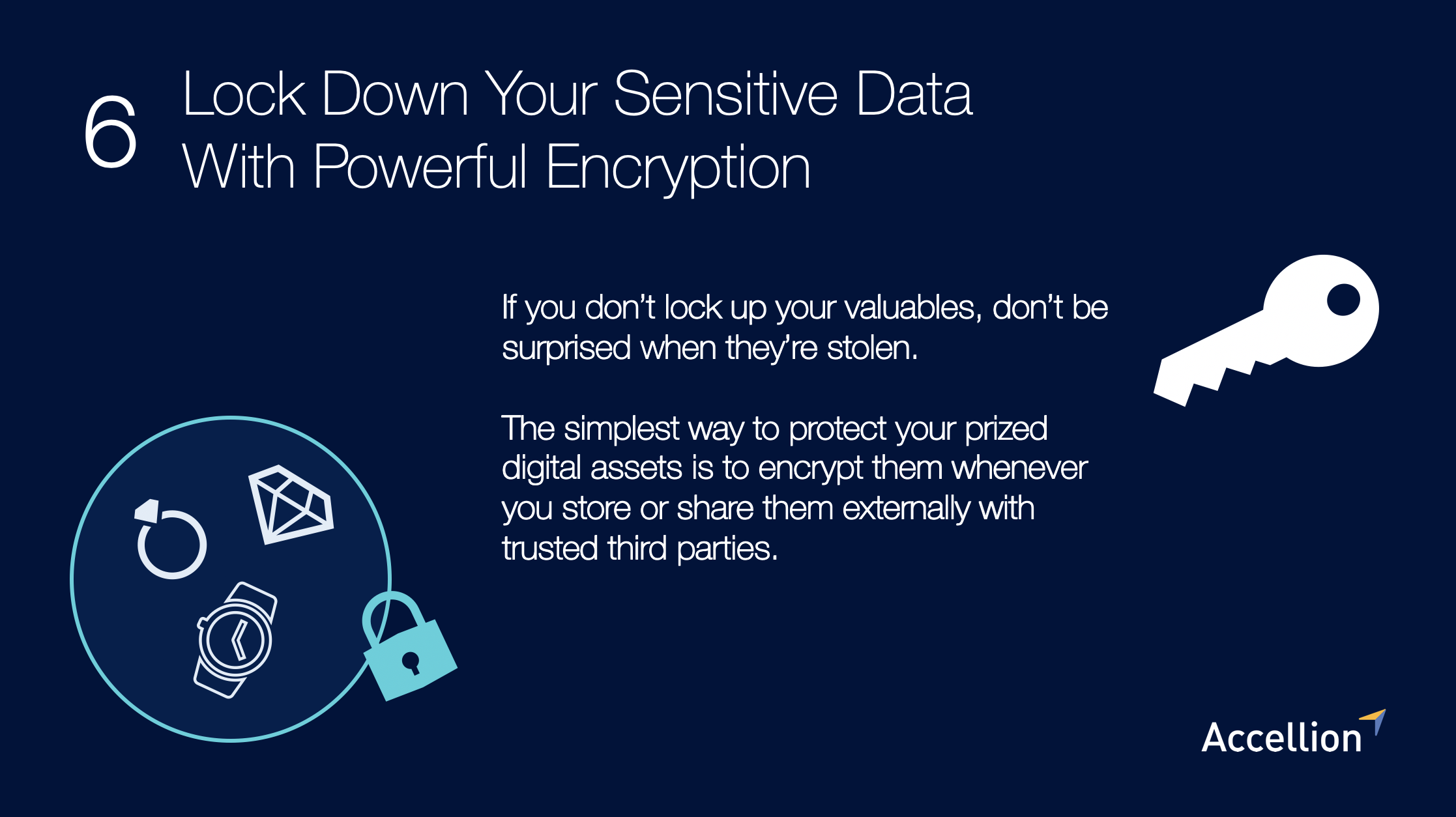 Lock Down Your Sensitive Content With Encryption