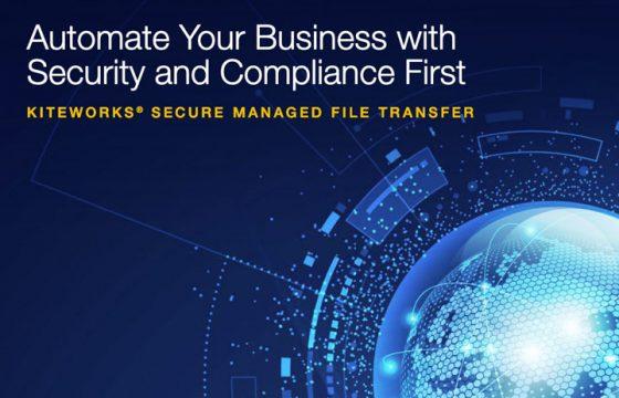 Kiteworks Secure Managed File Transfer