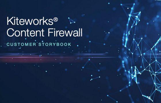 Kiteworks Content Firewall Customer Storybook