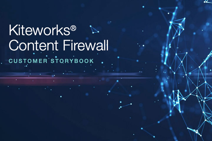 Kiteworks Content Firewall Customer Storybook