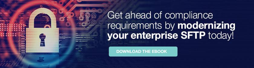 Modernizing Enterprise SFTP