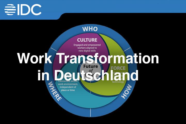 Work Transformation in Deutschland 2021