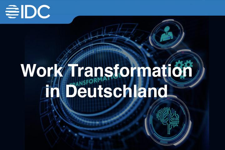 Work Transformation in Deutschland